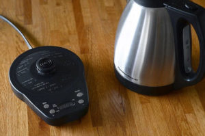If you want even more ease when making your tea, consider an electric tea kettle, too!