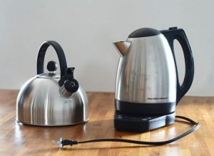 Depending on your style and utility preferences, find the perfect electric kettle for your kitchen below.