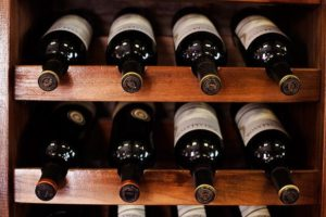 Step up your home's sophistication with a beautiful wine rack.