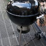 There's a reason this Weber is a classic. Reliable, durable and it makes you want to grill.