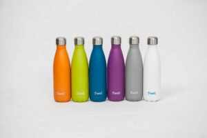 S'well bottles come in a wide variety of aesthetic options, more than Hydro Flask offers.