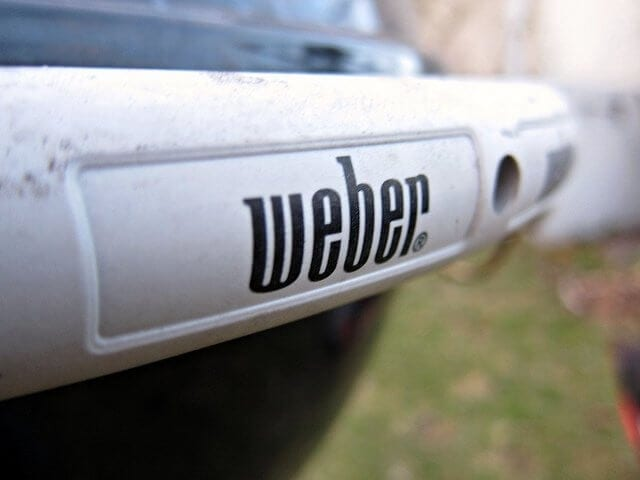 Weber grills are the standard by which I judge all other grills.