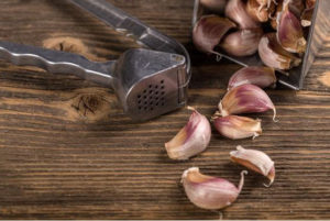 Garlic presses are luxury items for the kitchen