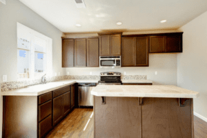 Organizing kitchen cabinets can actually give you peace of mind