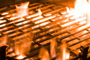 Smoker grills need preparation before the cooking can begin