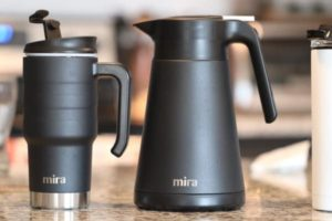 Good coffee is hot and fresh. That's why you need a thermal carafe.