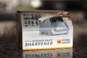 E2 plus knife sharpener packaging