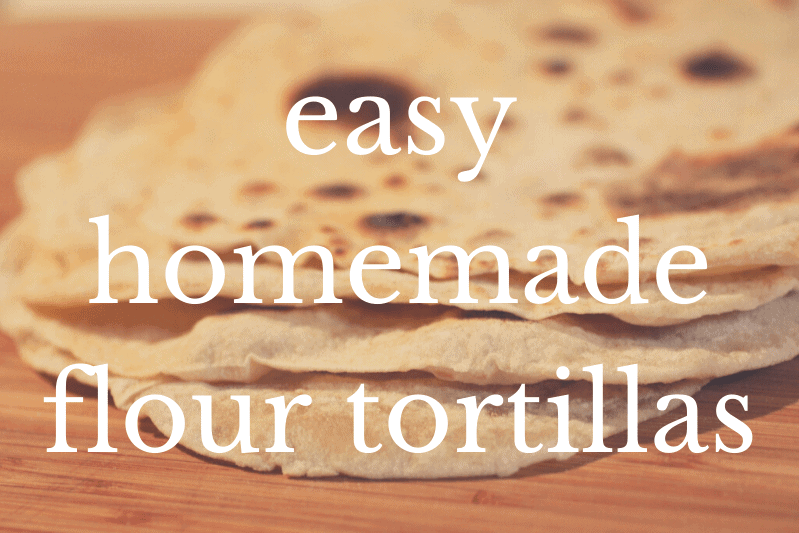 pile of tortillas on table